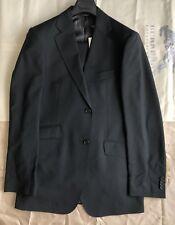 NWT Authentic Burberry London Black Suit & Pants Size 50L/40US