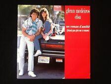 Vinyle 45 tours Glenn Medeiros et Elsa  (1987)