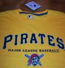 VINTAGE STYLE PITTSBURGH PIRATES MLB BASEBALL T-Shirt LARGE NEW w/ TAG