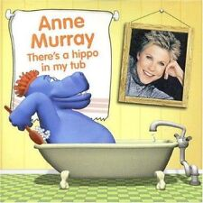 ANNE MURRAY - THERE'S A HIPPO IN MY TUB USED - VERY GOOD CD