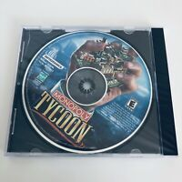 Monopoly Tycoon Infogrames 2001 Win 95/98/Me  - NEW SEALED CD ONLY - NO BOX