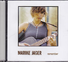 Marike Jager-Remember Promo cd single