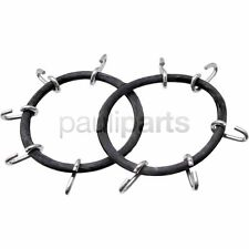 Snow chains, Clamping rubber, Tyre size 4.00-4, 11 x 4.00-4, 4.10 / 3.50-6