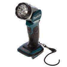 Makita DML802 18v/14.4v Li-Ion LED Lamp Pivot Torch UK STOCK