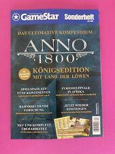 GameStar Sonderheft 04/2020 .. ANNO 1800 Königsedition .. NEU + ungelesen