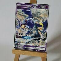 Shadow Mew Shadow Mewtwo And Crypto Lugia Tag Team Custom Proxy Pokemon Card