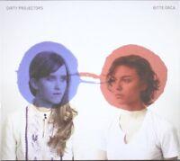DIRTY PROJECTORS - BITTE ORCA  CD NEW