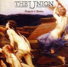 The Union - Siren's Song NEW CD