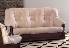 Italiano sofa 3 Echt Leder
