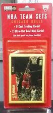 Chicago Bulls card NBA Team Set 1997 Collectors Choice special edition
