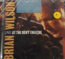 BRIAN WILSON- LIVE AT THE ROXY THEATRE *CD 2PZ NEW SEALED NUOVO SIGILLATO RARO