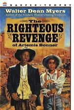 The Righteous Revenge of Artemis Bonner, Myers, Walter Dean, Good Condition, Boo