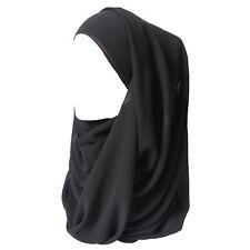 2.49 Chiffon Maxi Women Hijab Scarf Shawl Head Wrap Muslim Islamic Headwear