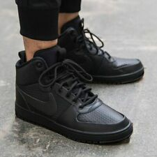 NIKE COURT BOROUGH MID WINTER TRAINERS UK 8.5 EUR 43 BRAND NEW/BOX AA0547 002