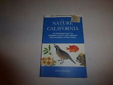 The Nature of California An Introduction to Common Plants and Animals Kavanag172