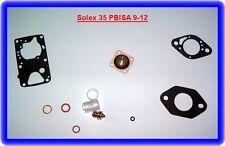 Solex 35 PBISA 9-12,Vergaser Rep.Satz,Peugeot 305 SR