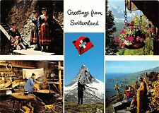 BG28274 types folkore    switzerland
