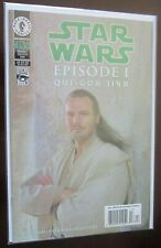 Star Wars episode 1 qui-gon jinn #1 8.0 VF (1999)