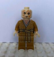 SUPREME LEADER SNOKE STAR WARS MINI FIGURE CUSTOM LEGO MINI FIG