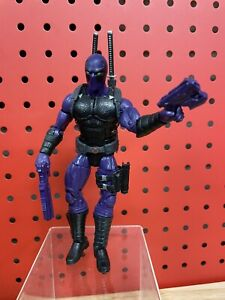 Marvel Legends CUSTOM Purple Deadpool Mercenary Paladin body prowler head