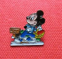 Pin Badge Mickey Mouse Picnic Area Disney Cartoon Character Collectable Pin