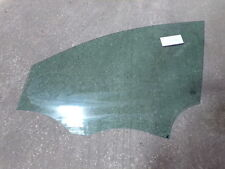 13703 C8 12-16 SEAT IBIZA 6J 5DR HATCHBACK NS PASSENGERS FRONT DOOR WINDOW GLASS