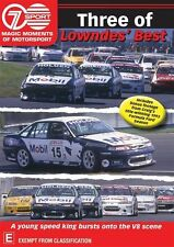 Magic Moments Of Motorsport Three Lowndes Wins DVD R4 - FREE POSTAGE
