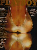 Playboy January 1982 | Kimberly McArthur Bo Derek      #1643+