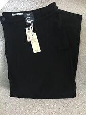 MARKS & SPENCER WOMENS SUPER SKINNY CURVE BLACK JEGGINGS, Size 32, Bnwt