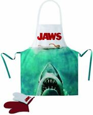 SD Toys - Jaws Movie Poster - Apron & Oven Glove Set