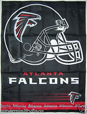 27X37 New Atlanta Falcons Banner With Flag Pole Sleeve Made Usa au