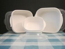 MICROWAVE STEAMER BOWLS WITH LIDS