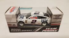 Brad Keselowski 2018 Lionel Collectibles #2 Miller Lite Ford 1/64 FREE SHIP