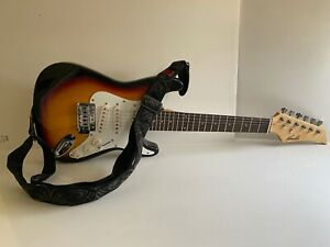 New Sunburst Stratocaster Style Electric Guitar 32-inch
