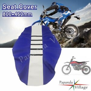 Off Road Motorcycle Universal Gripper Soft Seat Cover For Dirt Bike MX Enduro