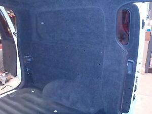 Hyundai ILoad Carpet Wall Conversion All About Vans at Chipping Norton
