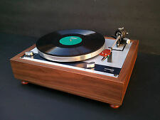 THORENS TD-145 / TD-147 / TD-160 / TD-165 / TD-166  solid WALNUT wood PLINTH