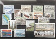 Danimarca-Isole Faroe 1987 nuovo linguellato