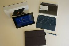 Microsoft Surface Go 10 inch (128GB, Pentium Gold, 1.60GHz, 8GB) Mint + 2 keybs