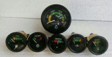 MF Massey Ferguson 1135 Gauges Kit- Tachometer Temp+ Oil+Fuel+Amp+ Filter Gauge