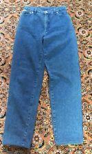 Vintage Escada Blue Denim Women'S Jeans Size 38/8 Excellent