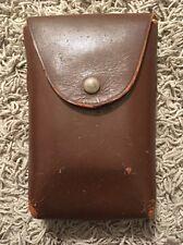 Kodak Six-20 Snapsack Soft Camera Case, Made In USA By Eastman Kodak Co.