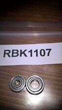 Daiwa Aggrest, Ryoga, Steez, Revo etc Ceramic REEL BEARING Kit. APPLICATIONS ci-dessous