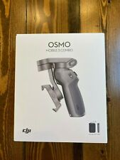 DJI OSMO MOBILE 3 COMBO KIT FOR ANDROID AND IPHONE GIMBAL - GREY