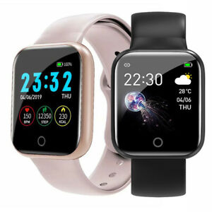 i5 Smart Watch Bluetooth Heart Rate Intelligent Women Men For iPhone Android IOS