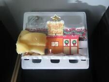Hawthorne Village Gulp N Blow Simpsons Christmas Village  - COA - NIB!!