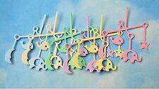 Troquelado formas Brillo Caballos mecedora Pack De 6 AccuCut formas