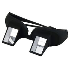 Lazy Periscope Horizontal Reading Sit-view mirror glasses spectacles TV On Bed H