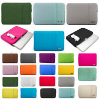 "15"" Laptop Soft Sleeve Bag Case Cover For 15.6"" Hp Envy 6,DELL XPS 15,ASUS X53"