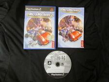 PS2 : MICRO MACHINES - Completo, ITA !